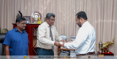 Prof. Jayamaha Reappointed as the Dean of the FGS